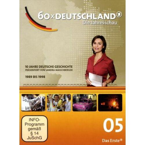 Sandra Maischberger - 60 x Deutschland - Teil 5 (1989-98) - Preis vom 28.02.2021 06:03:40 h