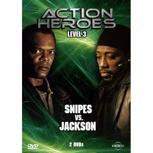 Tony Giglio - Action Heroes - Level 3: Snipes vs. Jackson [2 DVDs] - Preis vom 18.04.2021 04:52:10 h