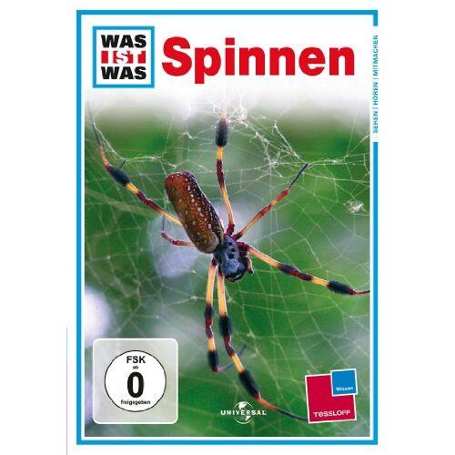 - Was ist was TV - Spinnen - Preis vom 16.05.2021 04:43:40 h