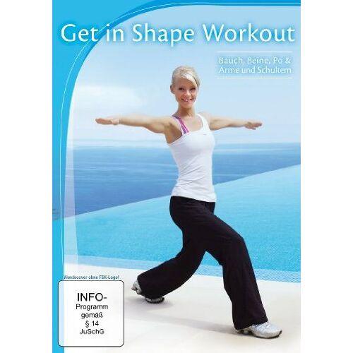 Britta Leimbach - Get in Shape Workout: Bauch, Beine, Po & Arme und Schultern - Preis vom 15.04.2021 04:51:42 h