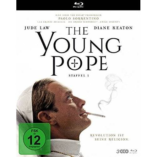 Paolo Sorrentino - The Young Pope - Staffel 1 [Blu-ray] - Preis vom 20.10.2020 04:55:35 h