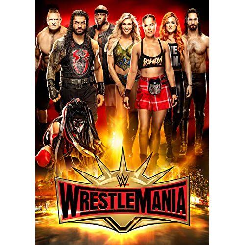 - Wrestlemania 35 [Blu-ray] - Preis vom 20.10.2020 04:55:35 h