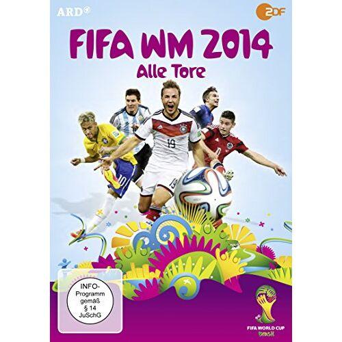 Karsten Linke - FIFA WM 2014 - Alle Tore (DVD) - Preis vom 08.05.2021 04:52:27 h