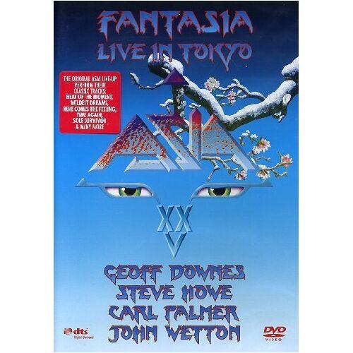 Asia - Fantasia: Live in Tokio - Preis vom 21.04.2021 04:48:01 h