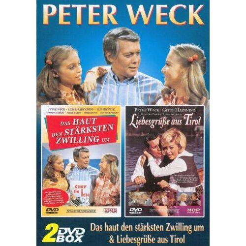 Peter Weck - Peter Weck Edition (2 DVDs) - Preis vom 14.04.2021 04:53:30 h