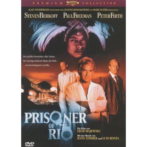 Lech Majewski - Prisoner of Rio [2 DVDs] - Preis vom 28.02.2021 06:03:40 h