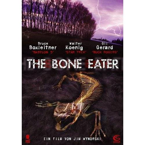Jim Wynorski - The Bone Eater - Preis vom 10.05.2021 04:48:42 h