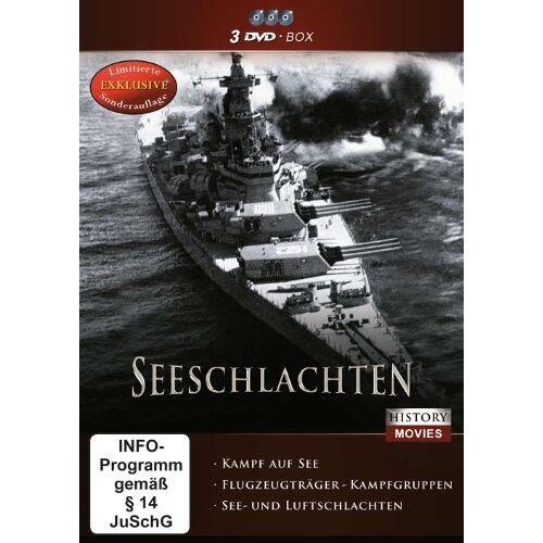 Various - Seeschlachten [Limited Edition] [3 DVDs] - Preis vom 20.10.2020 04:55:35 h