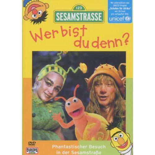 - Sesamstraße - Wer bist du denn? - Preis vom 14.04.2021 04:53:30 h