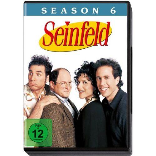 Tom Cherones - Seinfeld - Season 6 [4 DVDs] - Preis vom 17.11.2020 05:49:32 h