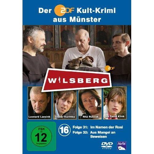 Leonard Lansink - Wilsberg 16 - Folgen 31+32 - Preis vom 15.04.2021 04:51:42 h