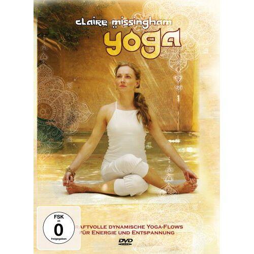 Claire Missingham - Yoga - Preis vom 18.04.2021 04:52:10 h