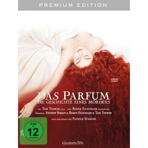 Ben Whishaw - Das Parfum - Die Geschichte eines Mörders (Premium Edition) [2 DVDs] - Preis vom 09.05.2021 04:52:39 h