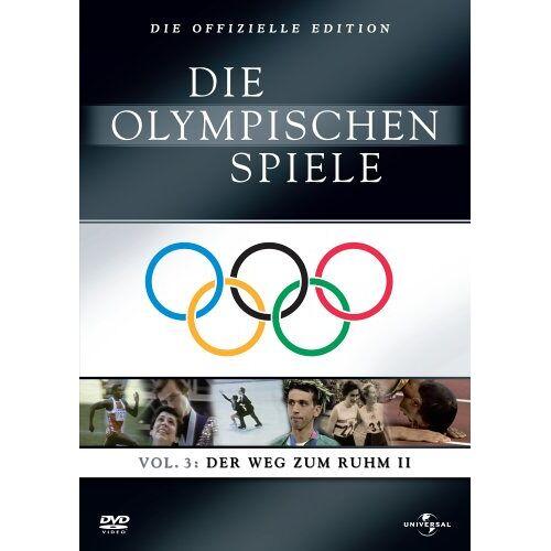 - Die Olympischen Spiele, Vol. 3 - Der Weg zum Ruhm II - Preis vom 20.10.2020 04:55:35 h