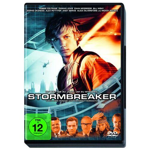 Geoffrey Sax - Stormbreaker - Preis vom 17.01.2021 06:05:38 h