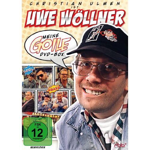Christian Ulmen - Christian Ulmen ist Uwe Wöllner - Meine goile DVD-Box - Preis vom 05.09.2020 04:49:05 h