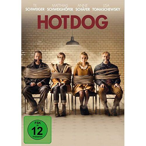 Torsten Künstler - Hot Dog [DVD] - Preis vom 28.02.2021 06:03:40 h