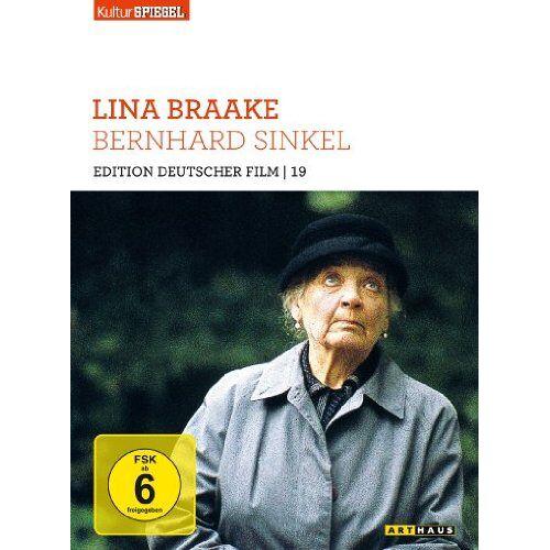 Bernhard Sinkel - Lina Braake / Edition Deutscher Film - Preis vom 20.10.2020 04:55:35 h