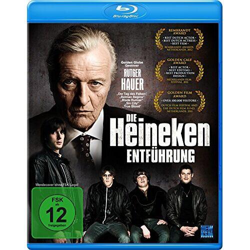 Maarten Treurniet - Die Heineken Entführung (Blu-ray) - Preis vom 18.04.2021 04:52:10 h