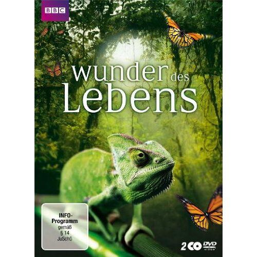 - Wunder des Lebens [2 DVDs] - Preis vom 14.04.2021 04:53:30 h