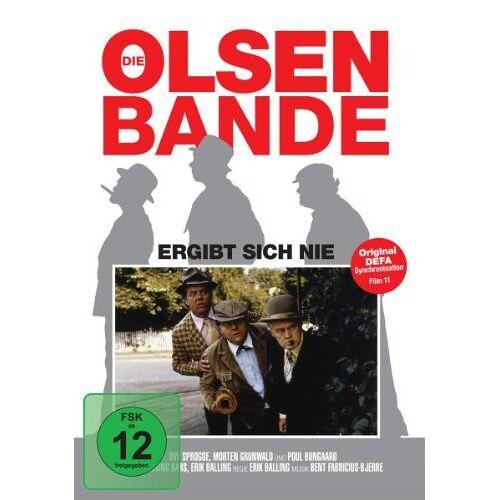 Erik Balling - Die Olsenbande ergibt sich nie - Preis vom 14.05.2021 04:51:20 h
