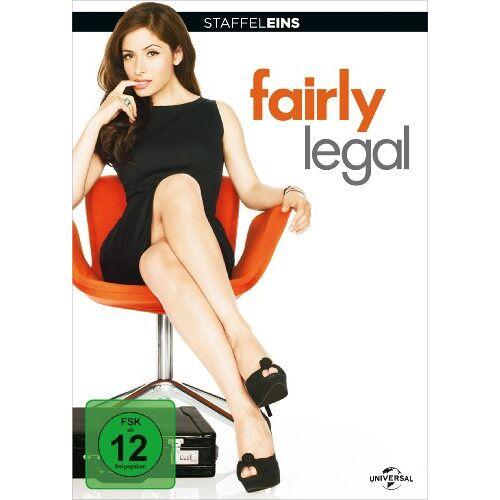 Bronwen Hughes - Fairly Legal - Staffel 1 [3 DVDs] - Preis vom 04.09.2020 04:54:27 h