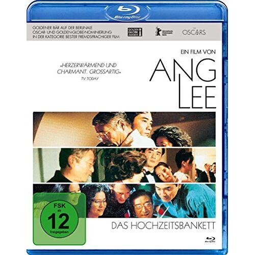 Ang Lee - Das Hochzeitsbankett [Blu-ray] - Preis vom 15.08.2019 05:57:41 h