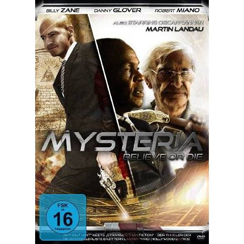 Kuert, Lucius C. - Mysteria - Preis vom 17.04.2021 04:51:59 h