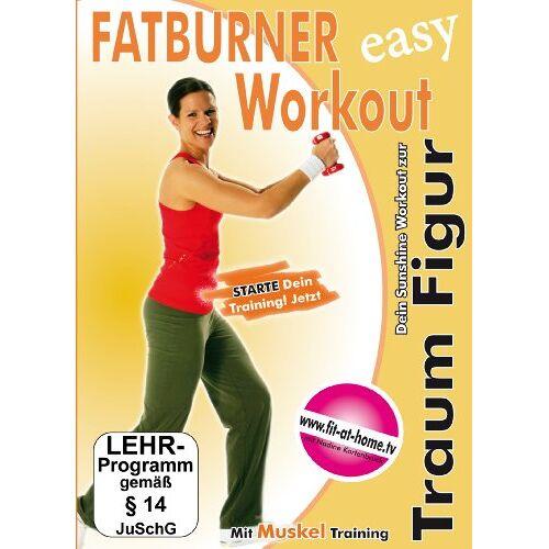 Oliver Potthast - Fatburner Workout - Dein Workout zur Traumfigur - Preis vom 15.04.2021 04:51:42 h