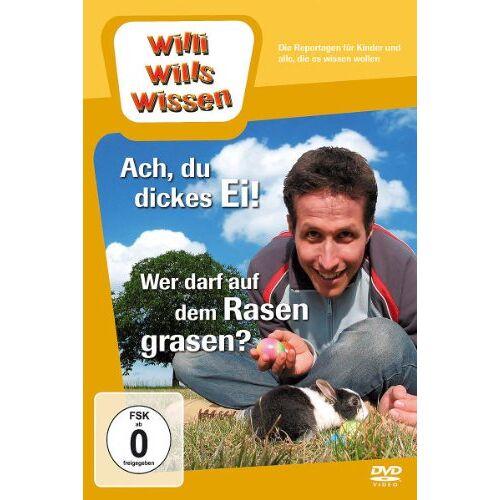 - Willi wills wissen - Ach, du dickes Ei!/Wer darf auf dem Rasen grasen? - Preis vom 06.05.2021 04:54:26 h