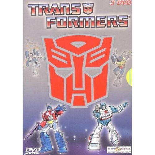 Peter Wallach - Transformers - Box-Set (3 DVDs) - Preis vom 02.08.2020 04:49:49 h