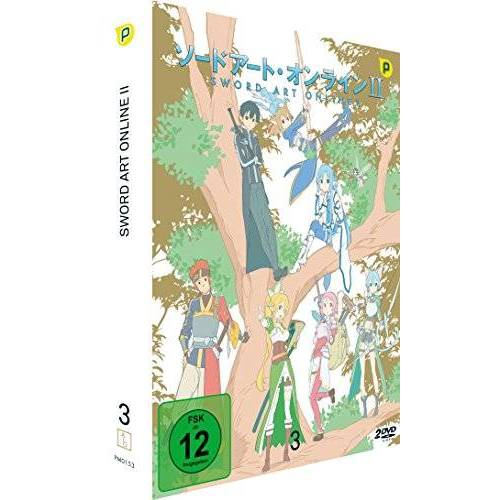 Tomohiko Ito - Sword Art Online - Vol. 2.3 [2 DVDs] - Preis vom 06.09.2020 04:54:28 h