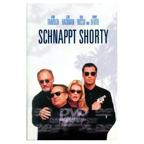 Barry Sonnenfeld - Schnappt Shorty - Preis vom 06.05.2021 04:54:26 h