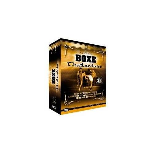 Ramon Dekker - Thailändisches Boxen [3 DVDs] - Preis vom 07.05.2021 04:52:30 h
