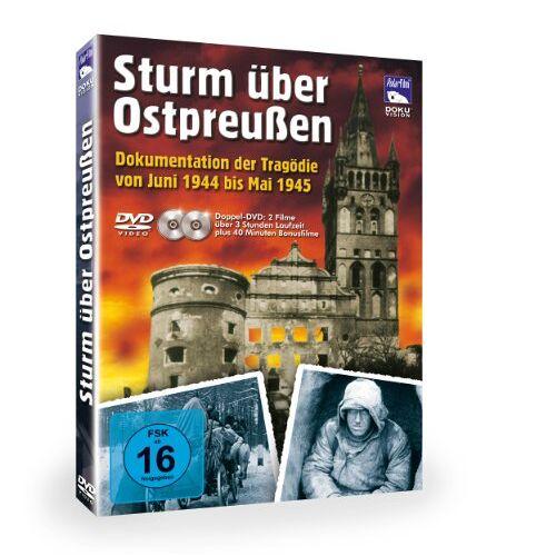 - Sturm über Ostpreußen (2 DVDs) - Preis vom 18.04.2021 04:52:10 h