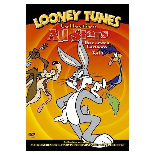 - Looney Tunes All Stars Collection - Ihre ersten Cartoons 1 - Preis vom 08.05.2021 04:52:27 h