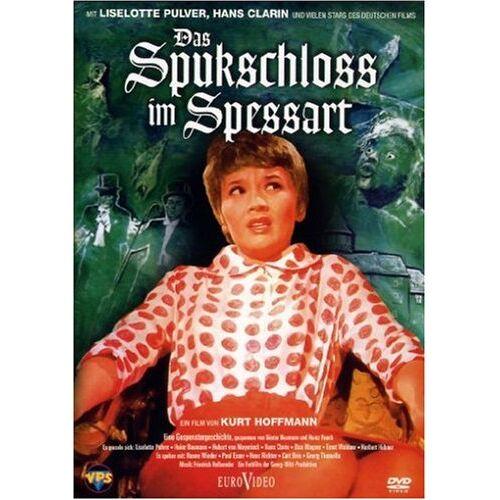 Kurt Hoffmann - Das Spukschloss im Spessart - Preis vom 20.10.2020 04:55:35 h
