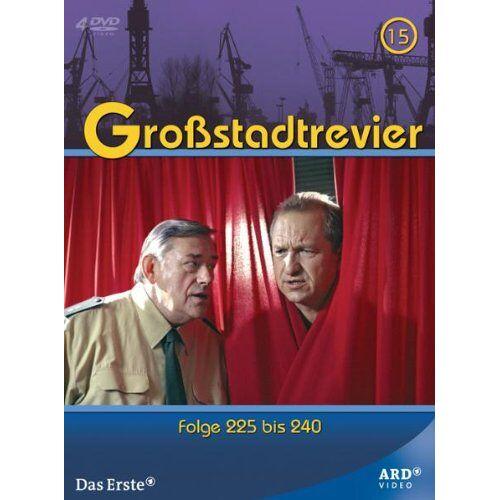 Jan Fedder - Großstadtrevier Box 15, Folge 225-240 (4 DVDs) - Preis vom 18.10.2020 04:52:00 h