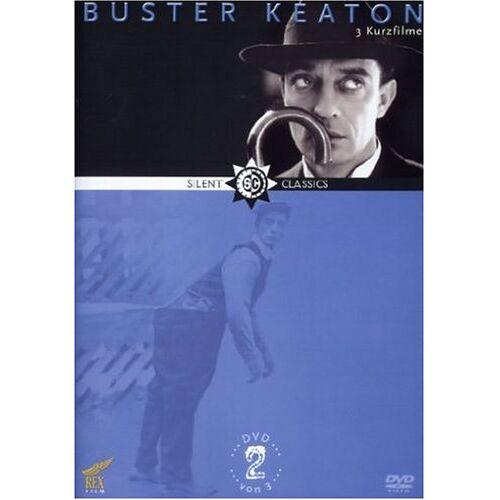 Buster Keaton - Buster Keaton, Vol. 02 - Preis vom 18.04.2021 04:52:10 h