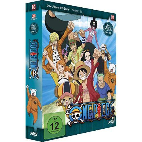 Konosuke Uda - One Piece - TV-Serie - Vol. 25 - [DVD] - Preis vom 10.04.2021 04:53:14 h