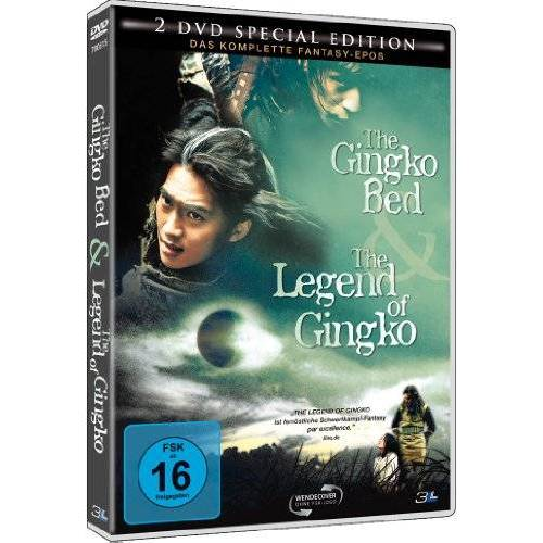 Suk-Kyu Han - The Legend of Gingko - The Gingko Bed & The Legend of Gingko (2 DVDs) - Preis vom 17.04.2021 04:51:59 h