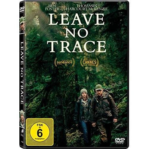 Debra Granik - Leave no trace - Preis vom 20.10.2020 04:55:35 h