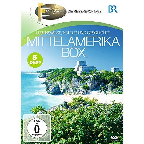 BR-Fernweh - Mittelamerika Box [5 DVDs] - Preis vom 20.10.2020 04:55:35 h