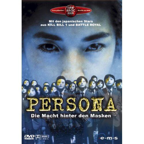 Takashi Komatsu - Persona - Die Macht hinter den Masken - Preis vom 28.02.2021 06:03:40 h