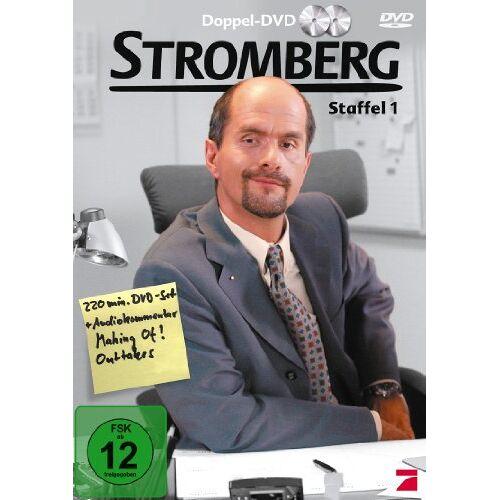 Arne Feldhusen - Stromberg - Staffel 1 [2 DVDs] - Preis vom 05.05.2021 04:54:13 h