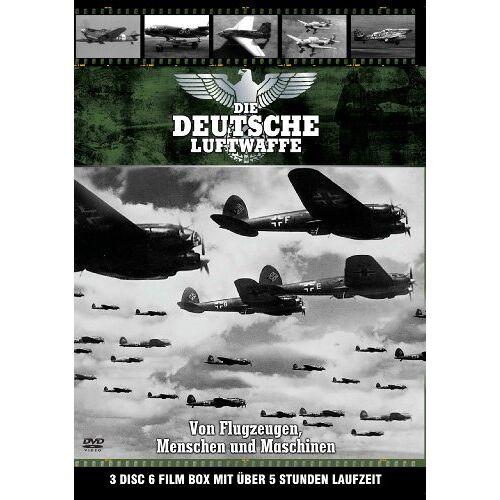 - Die deutsche Luftwaffe Box (3 DVDs) - Preis vom 06.09.2020 04:54:28 h