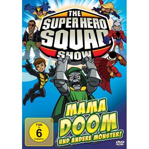 Mitch Schauer - The Super Hero Squad Show - Mama Doom und andere Monster/Episode 22-26 - Preis vom 18.04.2021 04:52:10 h