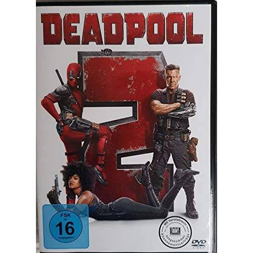 - DEADPOOL 2 (DVD) - Preis vom 28.02.2021 06:03:40 h
