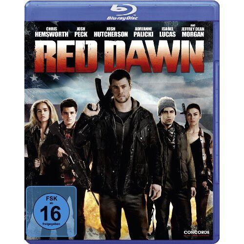 Dan Bradley - Red Dawn [Blu-ray] - Preis vom 18.04.2021 04:52:10 h