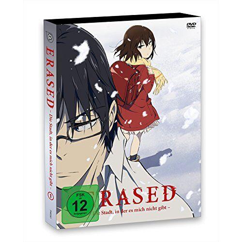 Tomohiko Itou - Erased - Vol. 1 / Eps. 01-06 [2 DVDs] - Preis vom 06.09.2020 04:54:28 h